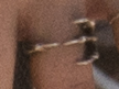 Photo of Scarlet Witch's ring on the left hand, ring finger